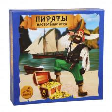 Настольная игра на скорость и внимательность Arial Пираты RU (14286)