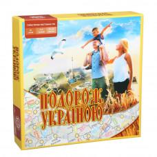 Настольная игра для всей семьи Arial Путешествие Украиной UA (18732)