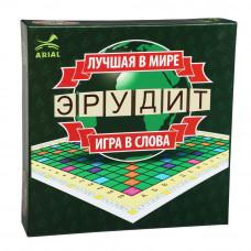 Настольная игра для всей семьи Arial Эрудит русский RU (3028)