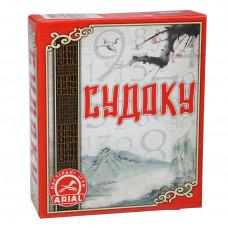 Настольная логическая игра Arial Судоку UA (3053)