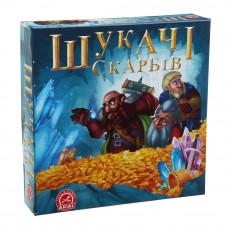 Настольная  игра Arial Искатели сокровищ UA (3054)
