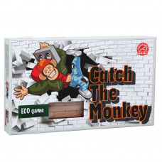 Настольная развлекательная игра Arial Поймай обезьяну UA (39714)