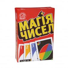 Настольная карточная игра Arial Магия чисел UA (41827)