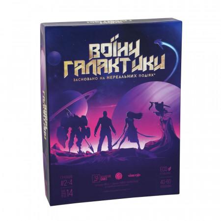 Настольная  игра Arial Воины Галактики UA (42640)