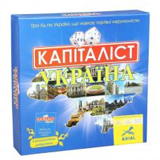 Настольная экономическая игра Arial Капиталист Украина UA (7244)