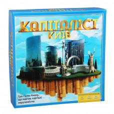 Настольная экономическая игра Arial Капиталист. Игра-гид по городу Киеву UA (7679)