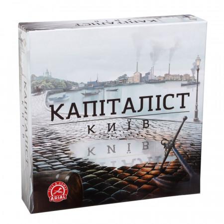 Настольная  игра Arial Капиталист Киев UA (76792)