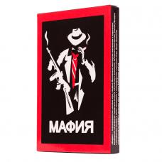Настольная игра Fun Games Shop Мафия карточная RU (0010FGS)