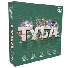 Настольная развлекательная игра Strateg ТУБА RU (30261)