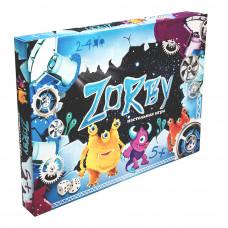 Настольная развлекательная игра Strateg ZORBY RU (30307)