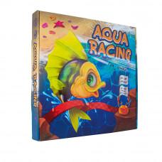 Настольная развлекательная игра Strateg Aqua racing UA (30416)