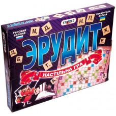 Настольная игра для детей Strateg  Эрудит UA (30451)