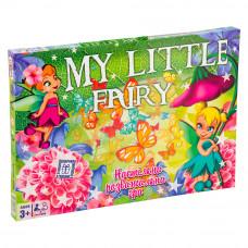 Настольная развлекательная игра Strateg My little fairy UA (30458)