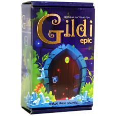 Настольная карточная игра Strateg Gildi Epic UA (30467)