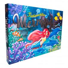 Настольная развлекательная игра Strateg Путешествие Mermaid RU (30501)