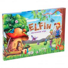 Настольная развлекательная игра Strateg Elfin RU (30512)