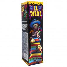 Настольная развлекательная игра Strateg La Torre RU (30758)