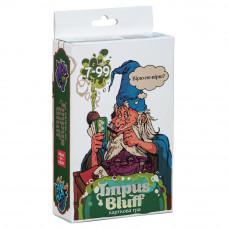 Настольная карточная игра Strateg Impus Bluff UA (30761)