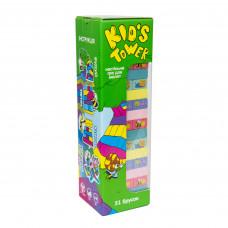 Настольная развлекательная игра Strateg Kid's Tower UA (30863)