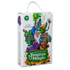Настольная карточная игра Strateg Impus Magic UA (30761)