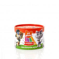 Настольная развивающая игра для детей в тубусе Vladi Toys 44 Кота. Путаница UA (VT8022-11)